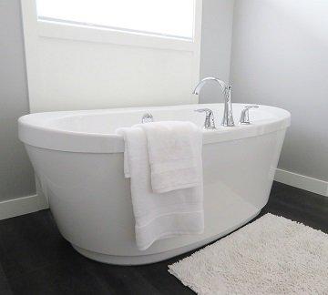 Kosten gietvloer badkamer | Kosten-gietvloer.nl